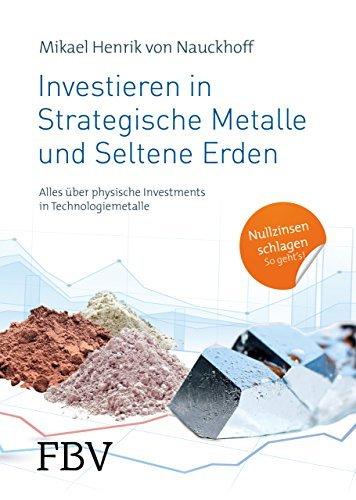 51j2DD05z+L - Investieren in Strategische Metalle und Seltene Erden: Alles über physische Investments in Technologiemetalle