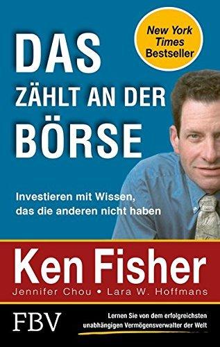 das zaehlt an der boerse investieren mit wissen das die anderen nicht haben - Das zählt an der Börse: Investieren mit Wissen, das die anderen nicht haben