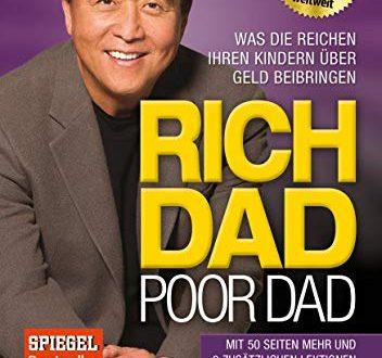 51ULRBv4R4L 352x330 - Rich Dad Poor Dad: Was die Reichen ihren Kindern über Geld beibringen